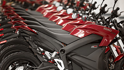 2015-Modelserie van Zero Motorcycles in Productie en aflevering aan Dealers in Gang