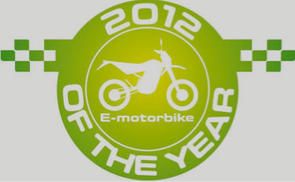 Zero S – European eMotorbike of the year 2012